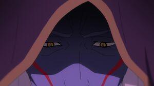 Haggar's eyes (S8E2)
