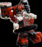 Harley lego batman movie