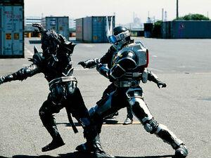 Kamen Rider G4 2
