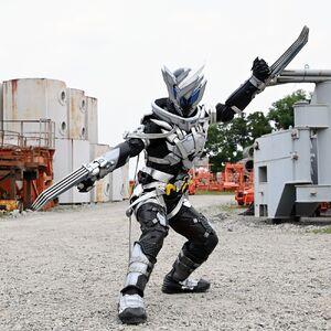 Kamen Rider Naki 2