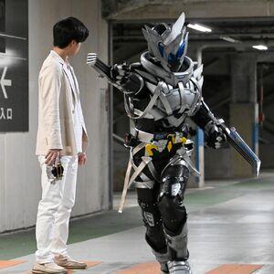 Kamen Rider Naki 3