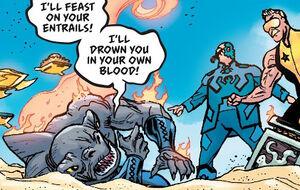King Shark Prime Earth 0046