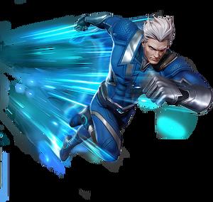 Quicksilver Marvel Super War