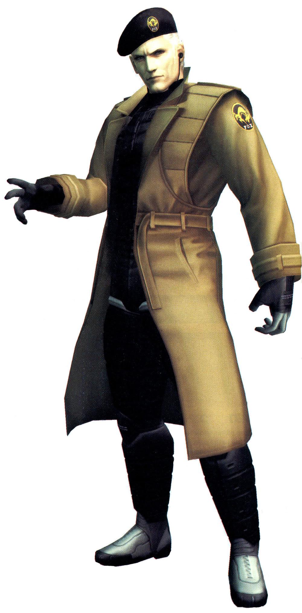 Gene (Metal Gear)