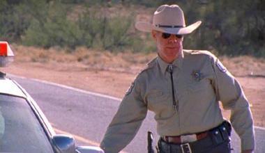 Sheriff Collie Entragian