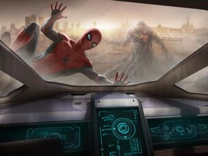 Spider-Man Far From Home concept art 18