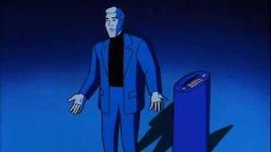 Batman Beyond Vance's Supercomputer