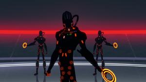 Black Guars Tron Uprising
