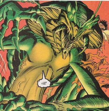 Alien form (1990)