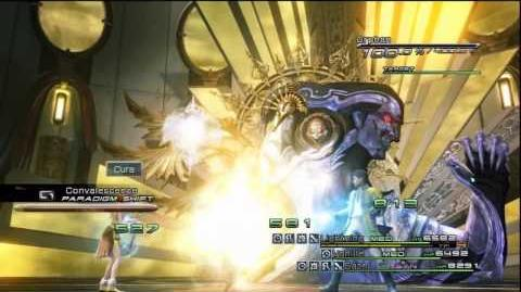 "Final Fantasy XIII - Final Boss 01 ""Orphan"" HD"