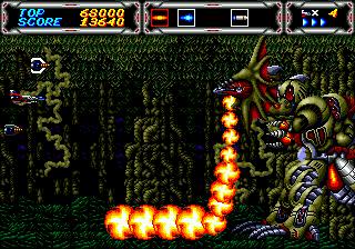 Gargoyle (Thunder Force)