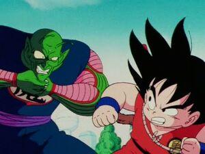 Goku vs King Piccolo! Victory? -Dragon Ball Episode 120-