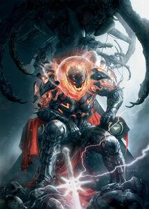 Phalanx-ruler Ultron (Annihilation Conquest Vol 1 5)