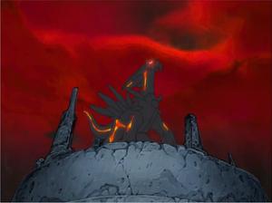 Primal Dialga anime