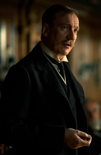 Sir Patrick Morgan