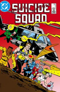 Suicide Squad Second Issue 1987