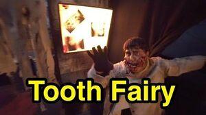 Tooth Fairy - Knotts Scary Farm 2016