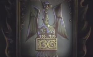 Black Ghost Logo - 1967