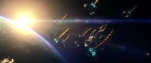 Creator's ships
