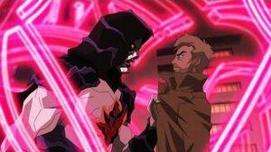 John Constantine vs Doctor Destiny - Fight Scene Justice League Dark