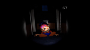 Nightmare BB FNaF VR