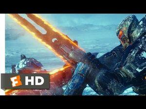 Pacific Rim Uprising (2018) - Jaeger vs