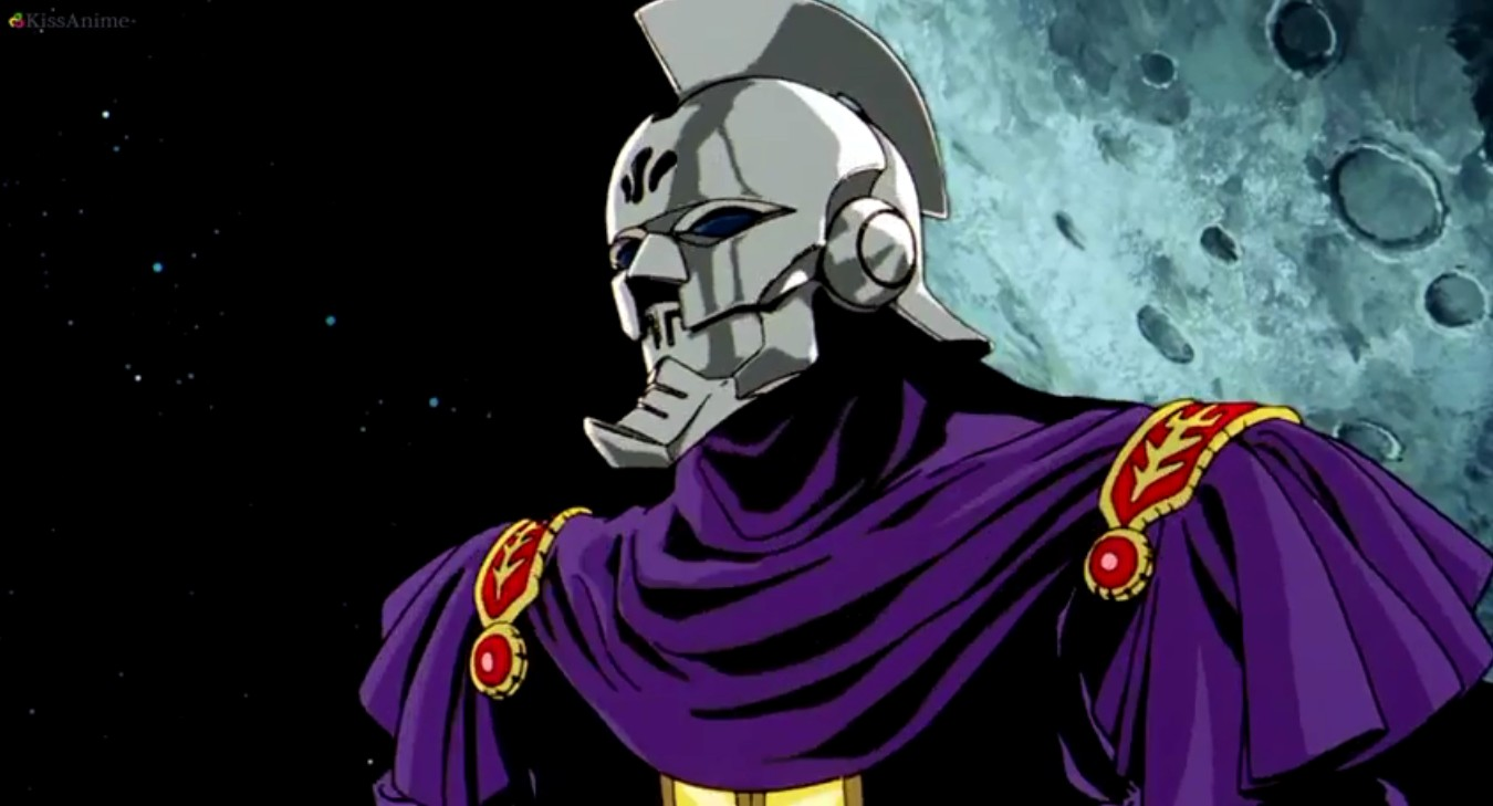 """Carozzo """"Iron Mask"""" Ronah"""