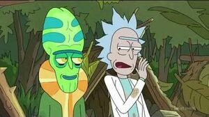 Rick and Morty - Rick Vrs Zeep