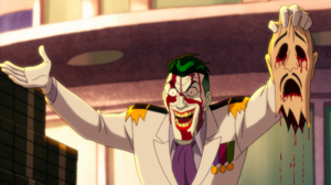 The Joker introduced
