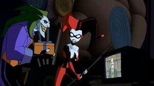 Harley Quinn, He's Really Big? Yes, Joker, Big and Beautiful! Diamond!