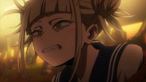 Himiko's identity revealed