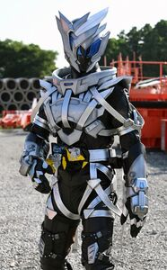 Kamen Rider Naki 4