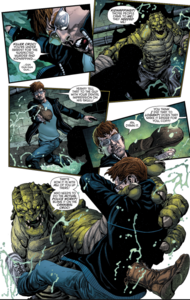 Killer Croc Prime Earth 0009