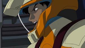 Moebius Pilot 3 (Peacemaker Force)