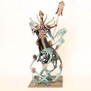 Nagash miniature