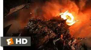 The Lord of the Rings The Return of the King (8 9) Movie CLIP - The Fall of Sauron (2003) HD