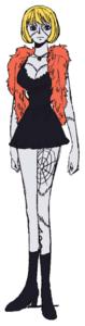 Victoria Cindry Anime Concept Art