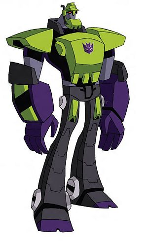 Constructicons (Transformers Animated)