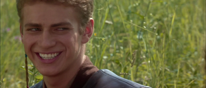 Anakin Skywalker tease