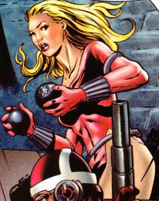 Bombshell (Marvel)