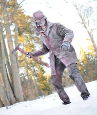 Frozen Axeman