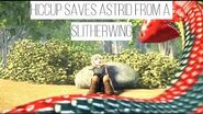 Hicccup Saves Astrid From A Slitherwing SEASON 5 CLIP