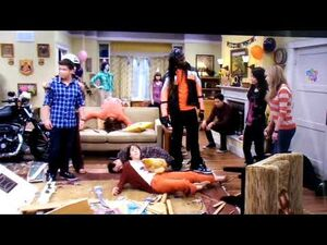 Icarly Defeating Nora.