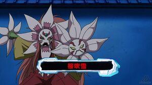 Kabukimon Attack
