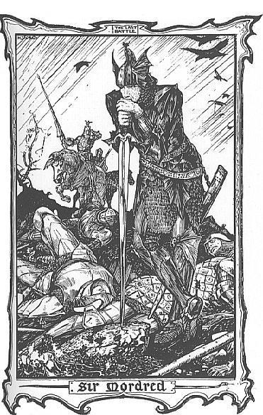 Mordred (mythology)
