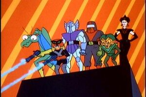 Space Ghost Council of Doom