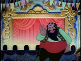 Mangiafuoco (Disney)