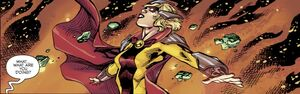 Tara Markov Dark Multiverse Teen Titans The Judas Contract 010