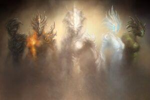 The Elder Deities