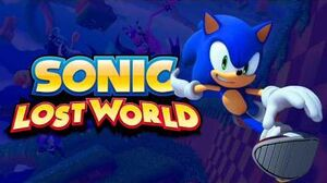 Battle with Zavok - Sonic Lost World OST
